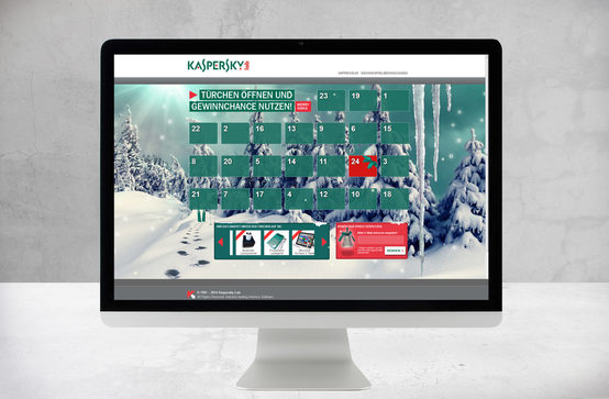 Partner Marketing Online Adventskalender